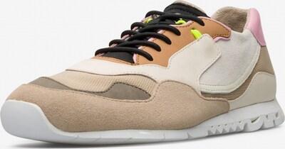 CAMPER Sneaker 'Nothing' in beige / creme / weiß: Frontalansicht