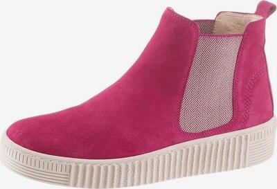 GABOR Chelseaboots in pink, Produktansicht