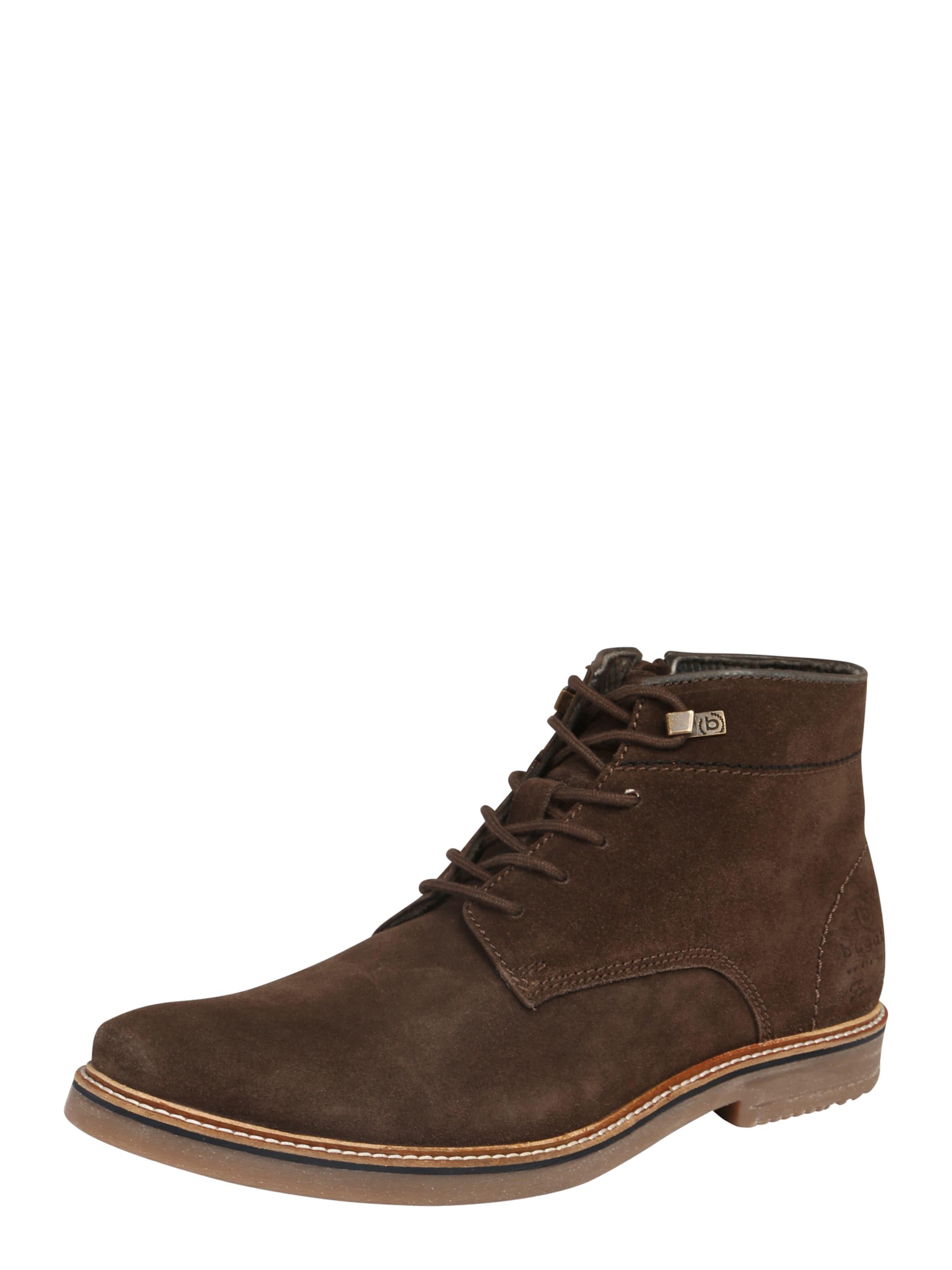 bugatti Schnürschuh Vando Verschleißfeste billige Schuhe