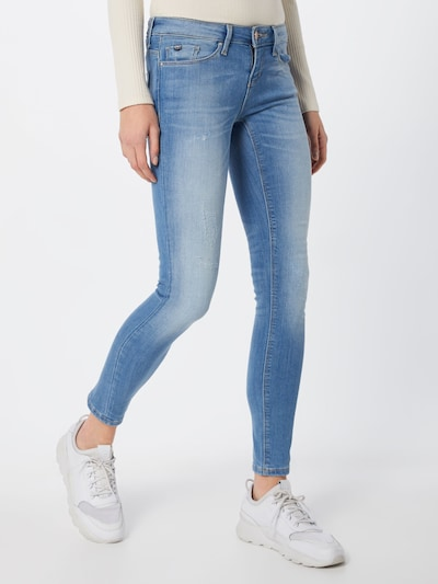 ONLY Jeans 'Onlcoral' in blue denim: Frontalansicht