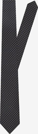 SEIDENSTICKER Krawatte 'Schwarze Rose' in kobaltblau / grün, Produktansicht