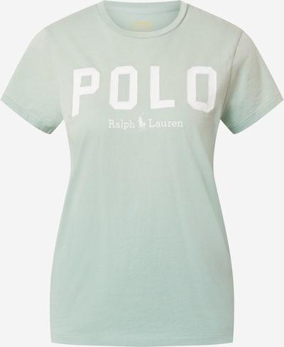 POLO RALPH LAUREN Shirt in de kleur Lichtblauw / Wit, Productweergave