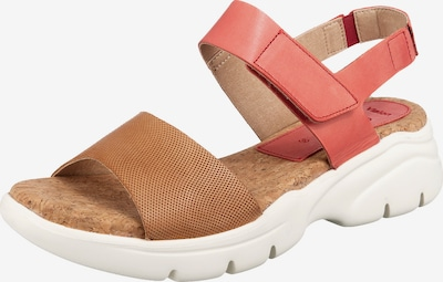 CAMEL ACTIVE Vision Klassische Sandalen in rot, Produktansicht