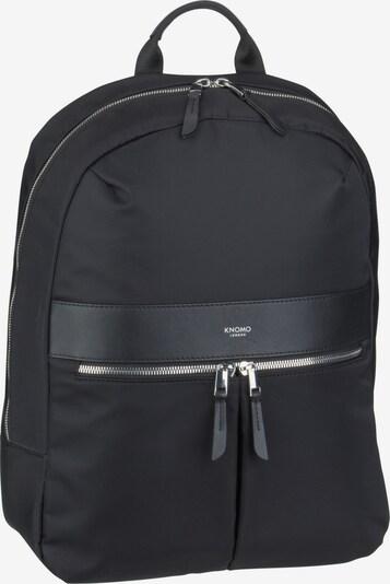 KNOMO Rucksack ' Mayfair Beauchamp ' in schwarz, Produktansicht