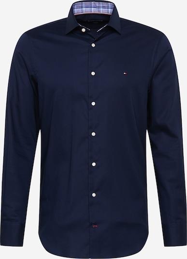 Tommy Hilfiger Tailored Hemd in navy, Produktansicht