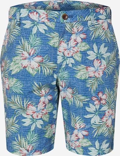 IZOD Spodnie 'FLORAL' w kolorze niebieski / mieszane kolorym, Podgląd produktu