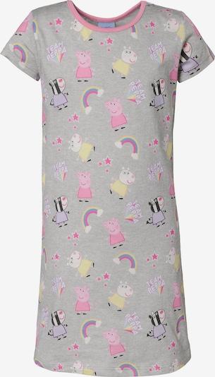 Peppa Pig Nachthemd in grau / mischfarben, Produktansicht