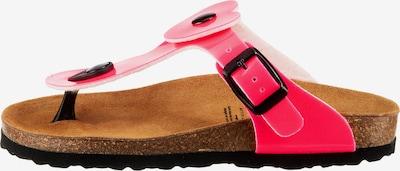 LICO Pantoletten Bioline Change in pink, Produktansicht