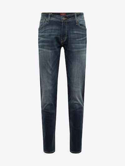 JACK & JONES Jean en bleu denim: Vue de face