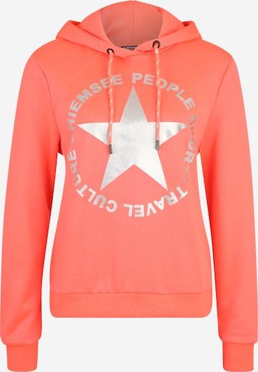 CHIEMSEE Sportsweatshirts in neonpink, Produktansicht