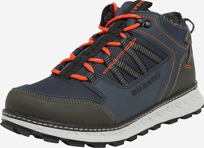 bugatti Boots 'Exodus' in dunkelblau / khaki, Produktansicht