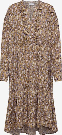 Love & Divine Kleid 'love380-3' in braun / mischfarben, Produktansicht