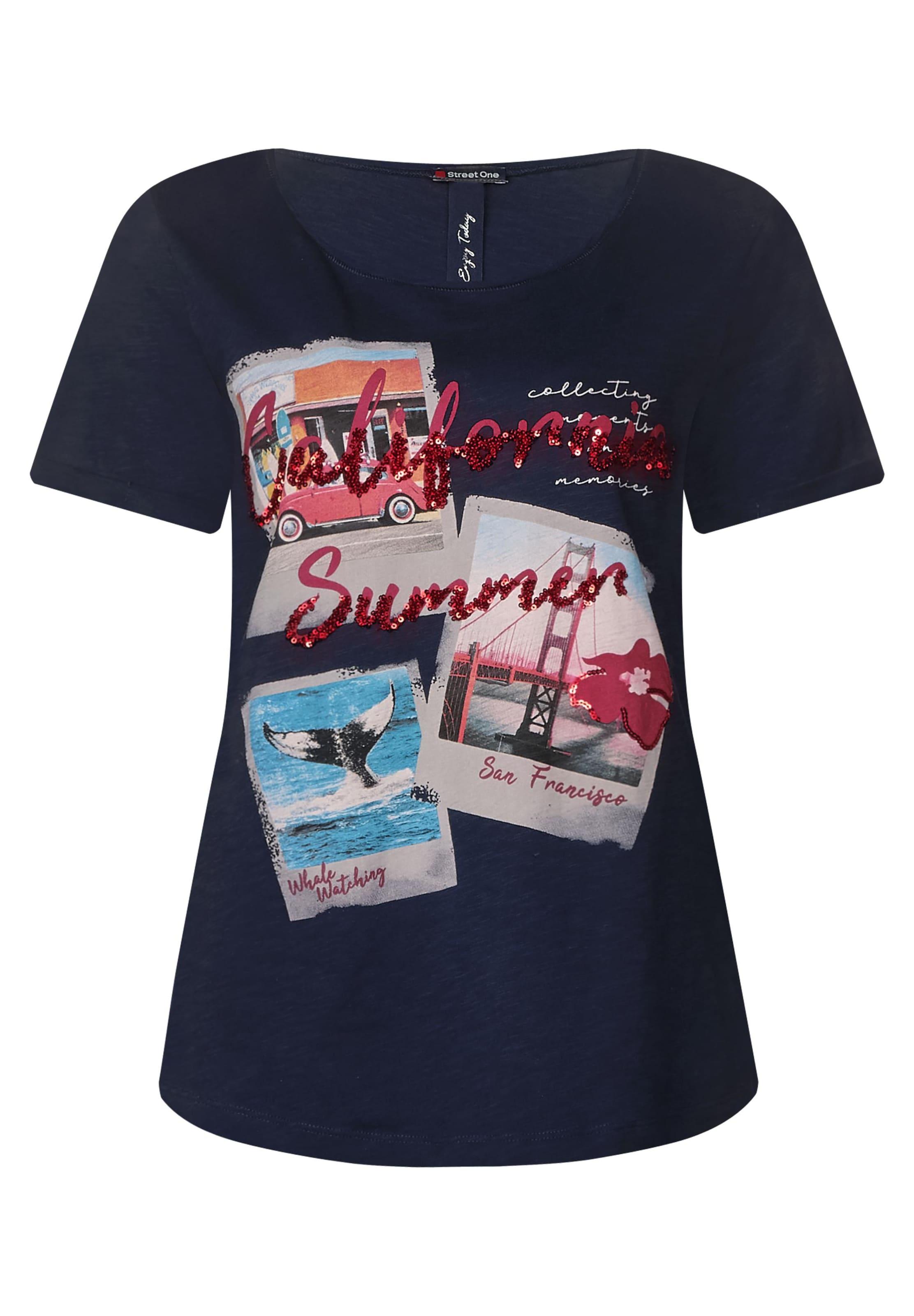NachtblauMischfarben Street NachtblauMischfarben Street In Shirt One One Shirt In mNn80vwO