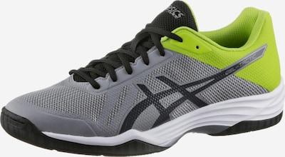 ASICS Sportschuh 'GEL-TACTIC' in grau / apfel / schwarz, Produktansicht