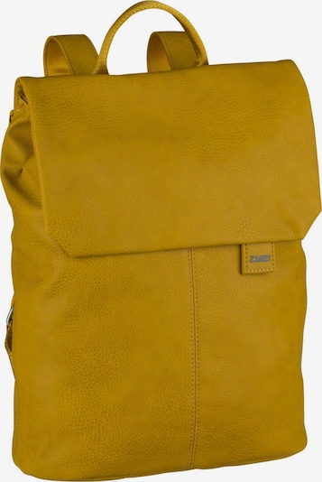 ZWEI Rucksack ' Mademoiselle ' in gelb, Produktansicht