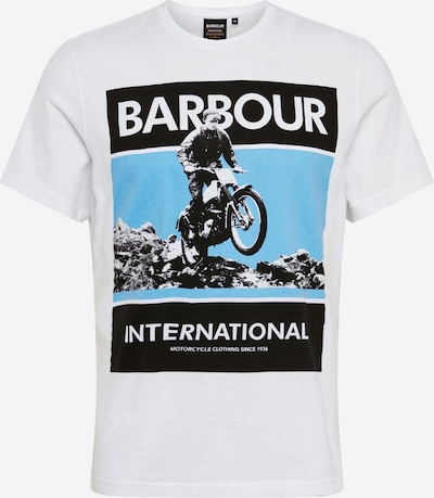 Barbour International Tričko - mix barev / bílá, Produkt