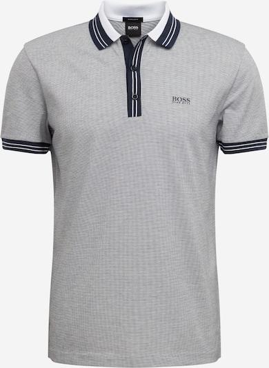 BOSS ATHLEISURE T-Shirt 'Paddy 2' en bleu marine / gris, Vue avec produit