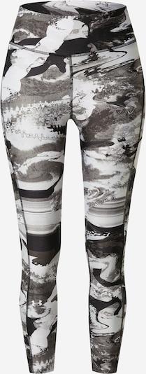 UNDER ARMOUR Sportske hlače u mornarsko plava / siva / bijela, Pregled proizvoda