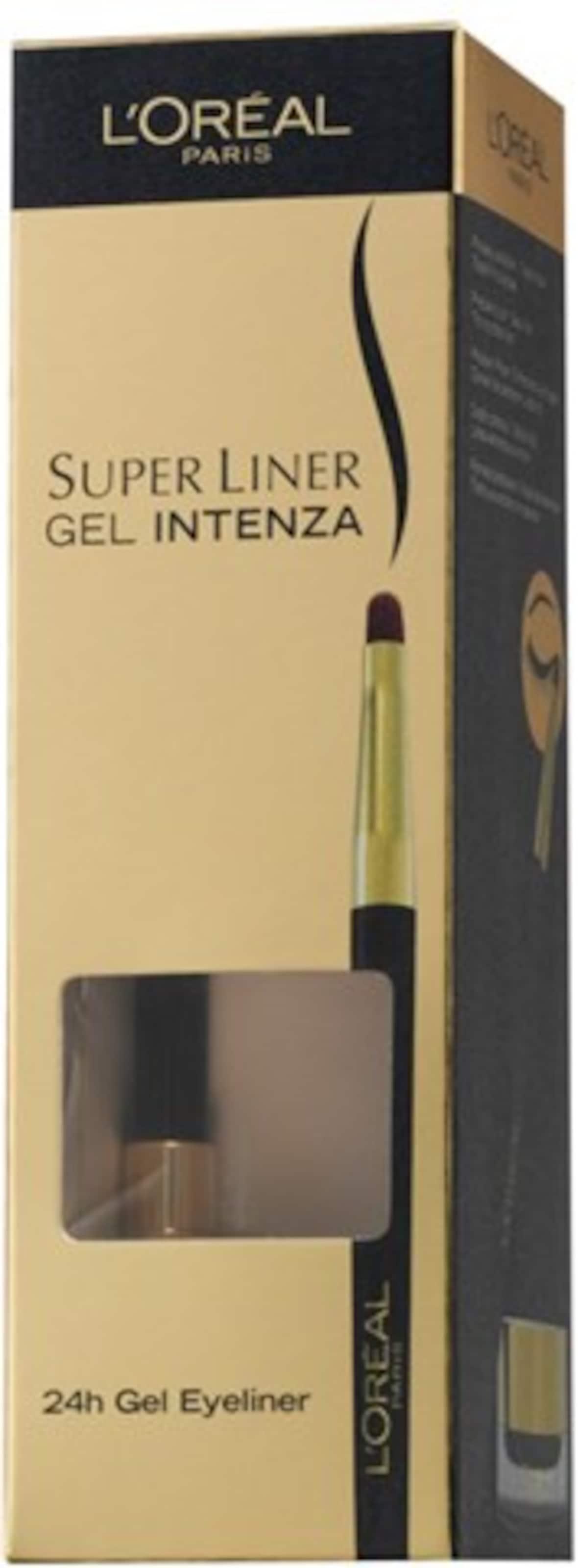 L'Oréal Paris 'Super Liner Gel Intenza', Gel-Eyeliner