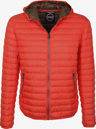 Colmar Daunenjacke 'FLOID' in orange, Produktansicht