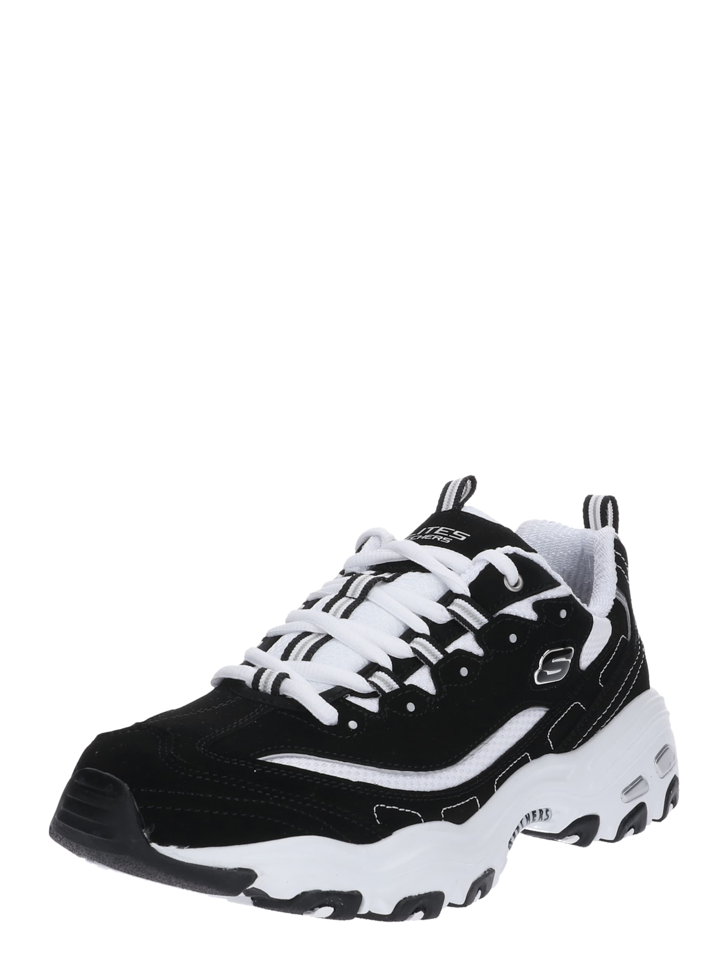 Sneaker In Skechers 'd'lites' SchwarzWeiß 'd'lites' SchwarzWeiß Sneaker Skechers In Skechers 6Y7Ibgvmfy