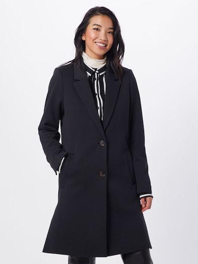 ESPRIT Mantel 'Jersey BlazerCoat' in schwarz, Modelansicht