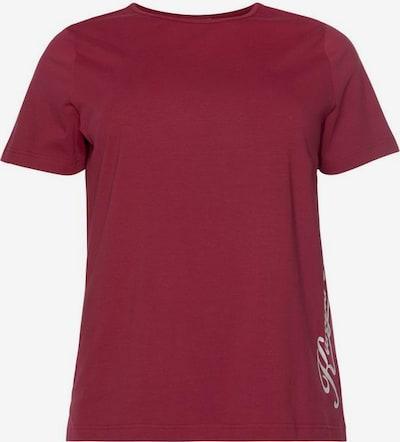 KangaROOS T-Shirt in weinrot, Produktansicht