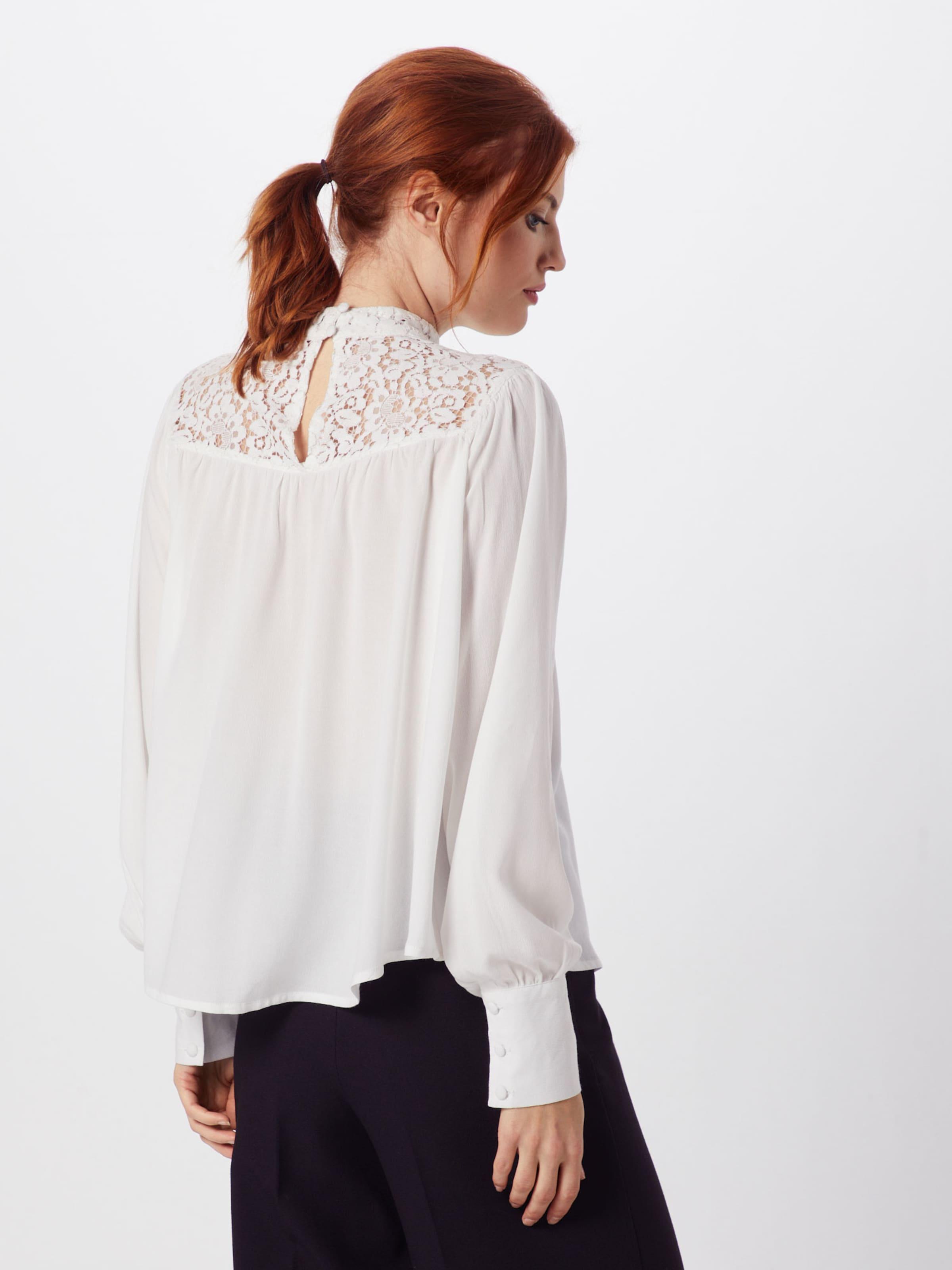Weiß Minkpink Bluse 'camilla' Weiß 'camilla' In 'camilla' In Minkpink Bluse In Minkpink Bluse 2e9IWEDHY