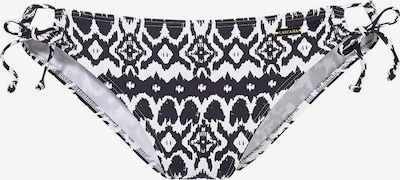 LASCANA Bikini Hose in schwarz / weiß, Produktansicht