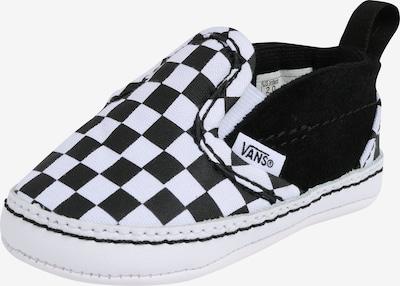VANS Schuhe in schwarz / weiß, Produktansicht