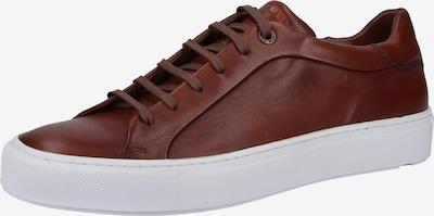 LLOYD Sneaker 'Ajan' in cognac / weiß, Produktansicht