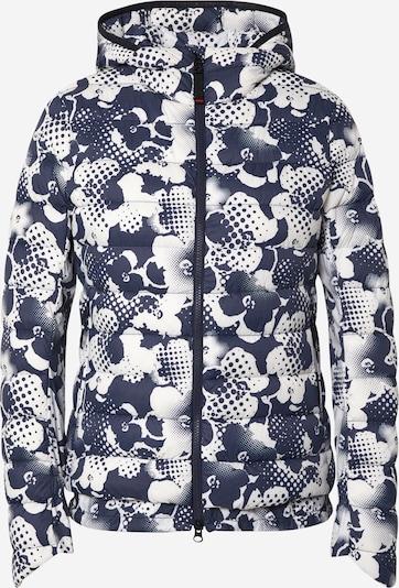Bogner Fire + Ice Prehodna jakna 'ANKA-D' | mornarska / bela barva, Prikaz izdelka