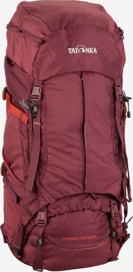 TATONKA Trekkingrucksack 'Yukon ' in weinrot, Produktansicht