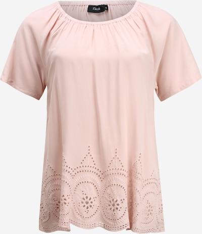 Zizzi Bluza 'MELIA' | roza barva, Prikaz izdelka