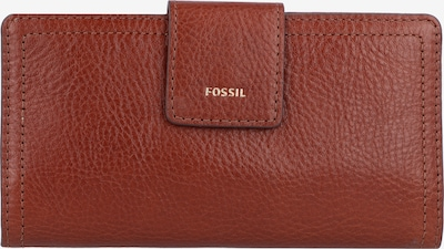 FOSSIL Portemonnaie 'Logan' in braun, Produktansicht
