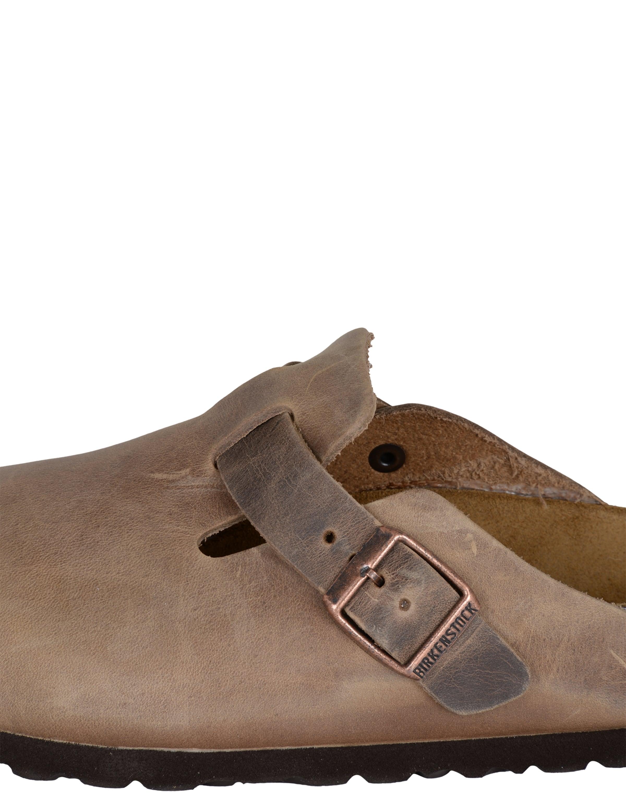 Clogs 'boston' Birkenstock Clogs Birkenstock In Braun 4ARc5q3jLS