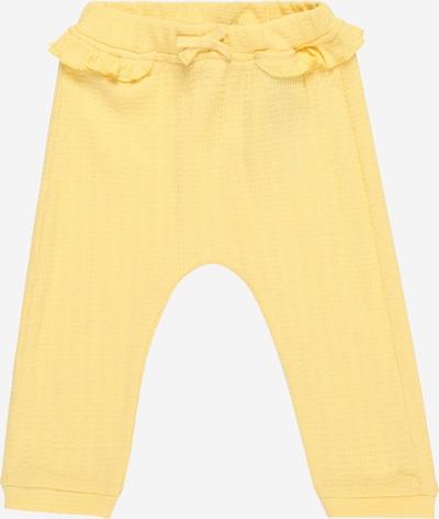 NAME IT Leggings 'HERDIS' in gelb, Produktansicht
