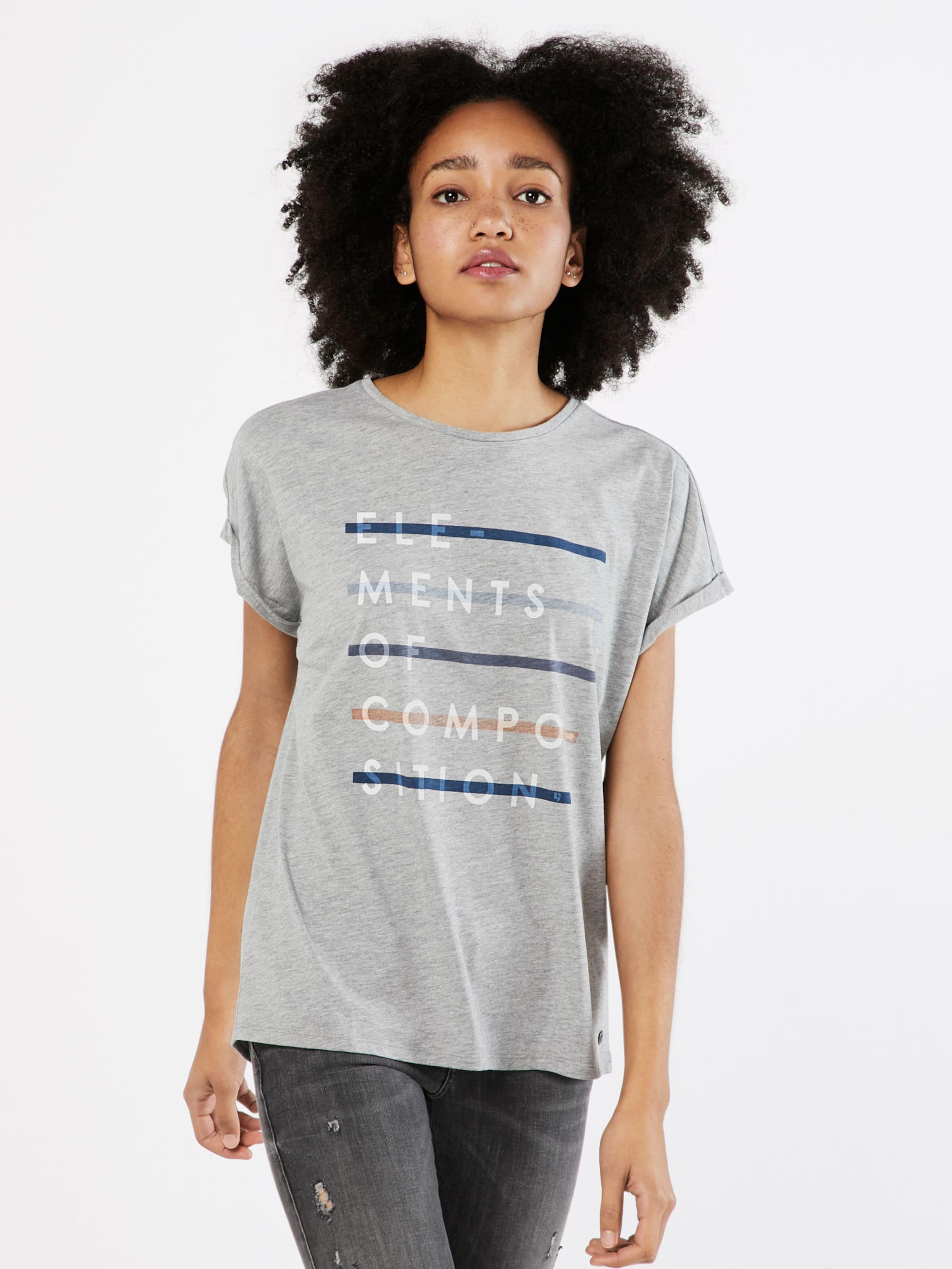 GARCIA T-Shirt 'ladies' Billig Verkauf Genießen Wirklich Günstiger Preis Äußerst MA2MyMK