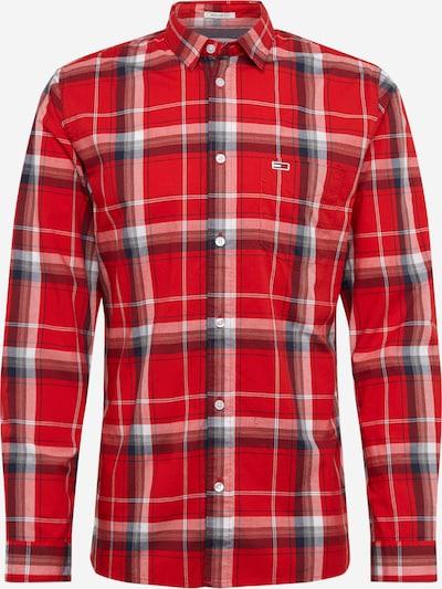 Tommy Jeans Poslovna srajca | mešane barve / rdeča barva, Prikaz izdelka