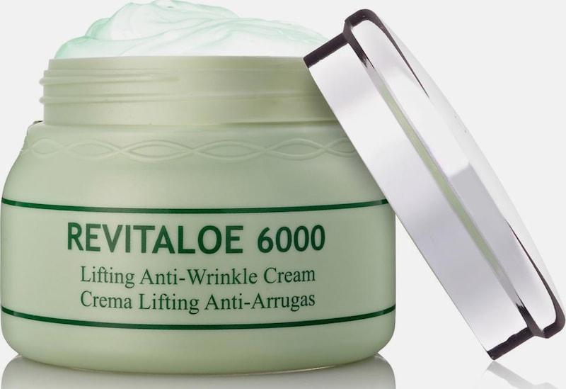 canarias cosmetics 'Revitaloe 6000', Straffende Anti-Falten Creme