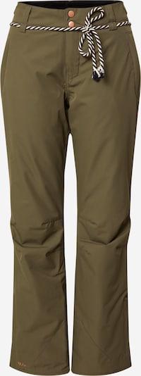 BRUNOTTI Sportske hlače 'Sunleaf' u kaki, Pregled proizvoda