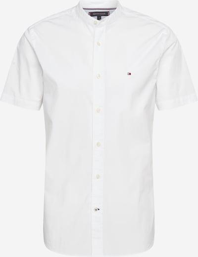 TOMMY HILFIGER Košile 'STRETCH POPLIN SHIRT S/S' - bílá, Produkt
