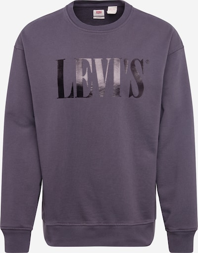 LEVI'S Dressipluus 'RELAXED GRAPHIC CREWNECK' tumehall, Tootevaade