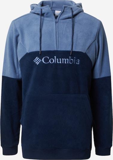 Hanorac sport 'Lodge II' COLUMBIA pe navy / albastru fum, Vizualizare produs