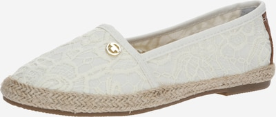 TOM TAILOR Espadrilles in de kleur Beige, Productweergave