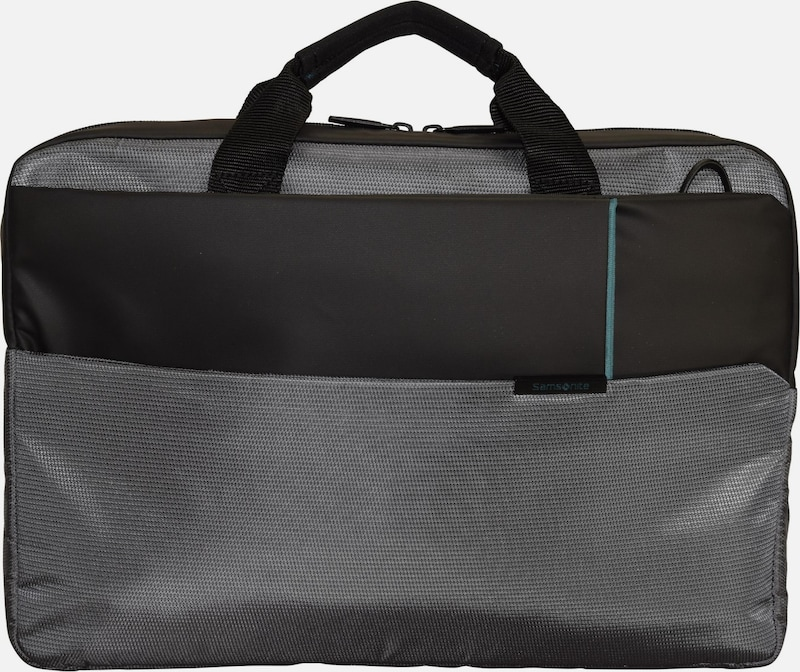 SAMSONITE Qibyte Businesstasche 44 cm Laptopfach