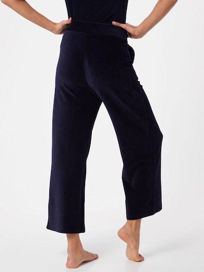 ESPRIT Spodnie od piżamy w kolorze granatowym: Widok od tyłu