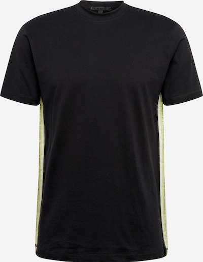 Mennace Shirt 'BRANDED MENNACE LIMITED SIDE TAPE SS TSHIRT' in schwarz, Produktansicht