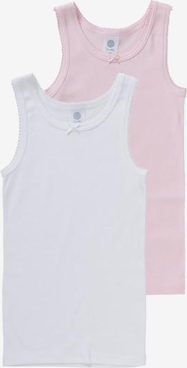 SANETTA Undershirt in Pink / White, Item view
