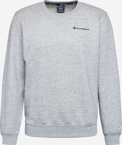 Champion Authentic Athletic Apparel Sweatshirt in dunkelblau / graumeliert, Produktansicht